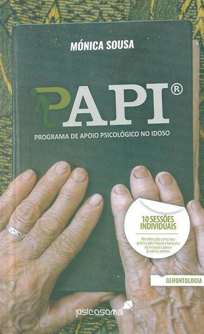 PAPI - Programa de Apoio Psicológico ao Idoso (Mónica Sousa)