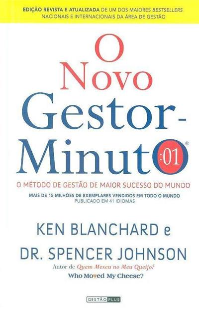 O novo gestor-minuto
