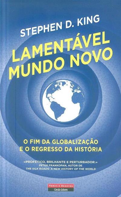 Lamentável mundo novo (Stephen D. King)