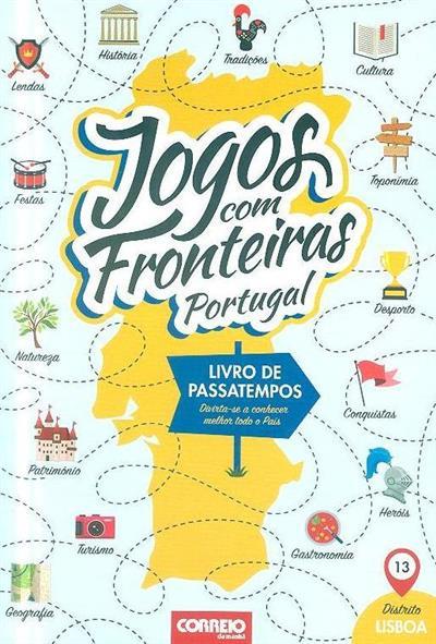 Distrito Lisboa (elab. Reverso Editora)