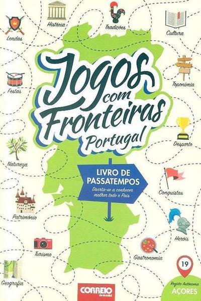 Região Autónoma Açores (elab. Reverso Editora)