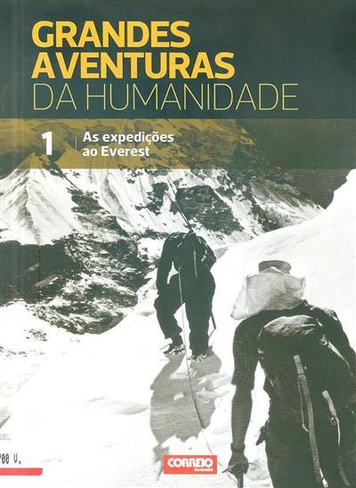 As expedições ao Everest (conceito da obra Nuria Cicero)