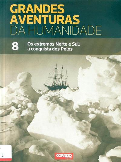 Os extremos Norte e Sul (conceito da obra Nuria Cicero)