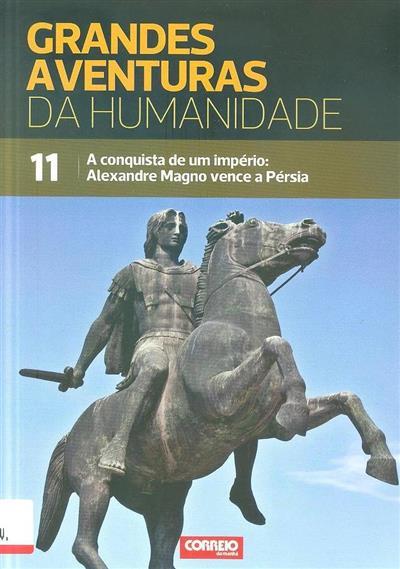 A conquista de um império (conceito da obra Nuria Cicero)