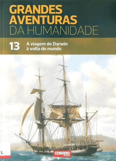 A viagem de Darwin à volta do mundo (conceito da obra Nuria Cicero)