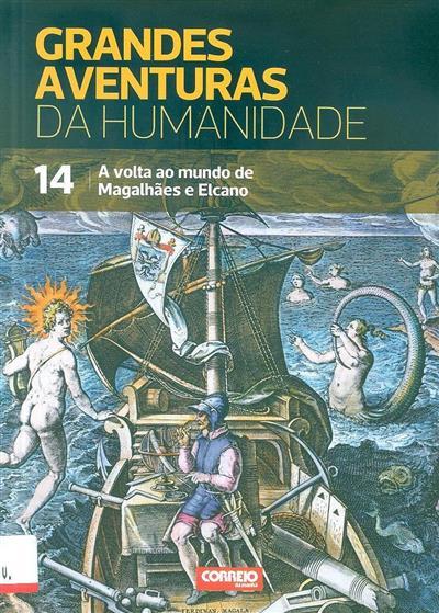 A volta ao mundo de Magalhães e Elcano (conceito da obra Nuria Cicero)