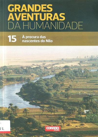 À procura das nascentes do Nilo (conceito da obra Nuria Cicero)