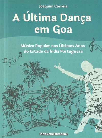 A última dança em Goa (Joaquim Correia)