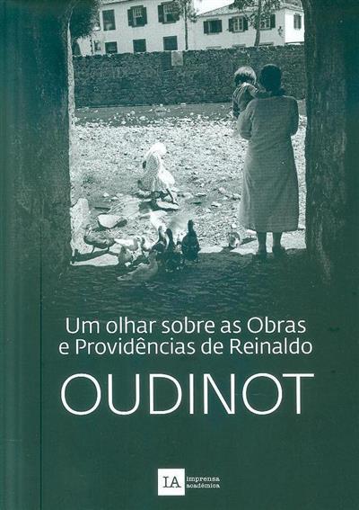 Um olhar sobre as obras e providências de Reinaldo Oudinot (Danilo Matos... [et al.])
