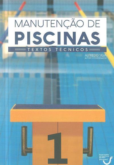 Manutenção de piscinas (coord. Alfredo Silva)