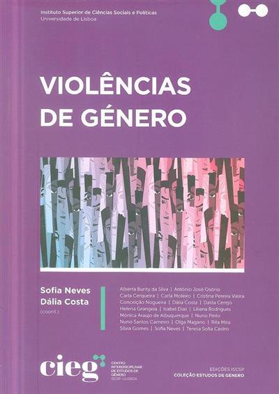 Violências de género (Alberta Burity da Silva... [et al.])