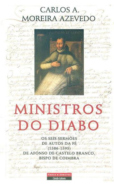 Ministros do diabo (Carlos A. Moreira Azevedo)