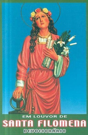 Em louvor de Santa Filomena (Filomena Maria Rod. Garcia)