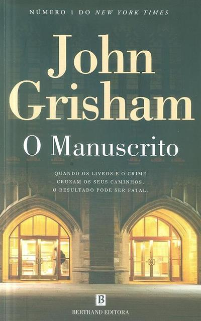 O manuscrito (John Grisham)