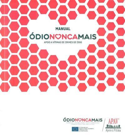 Manual ódio nunca mais (Associação Portuguesa de Apoio à Vítima)