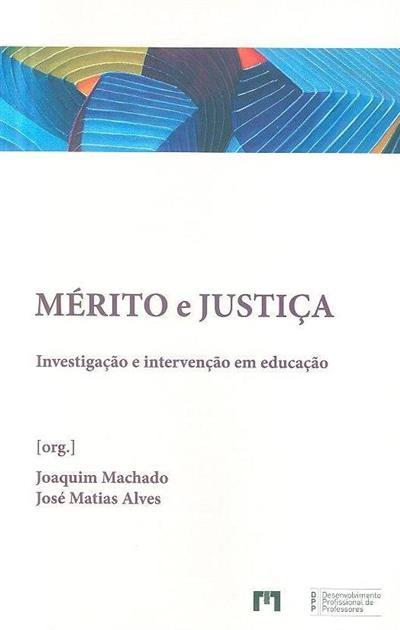 Mérito e Justiça (Giuseppe Toggon... [et al.])