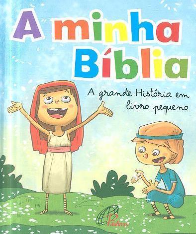 A minha Bíblia (il. Jesús López Pastor)