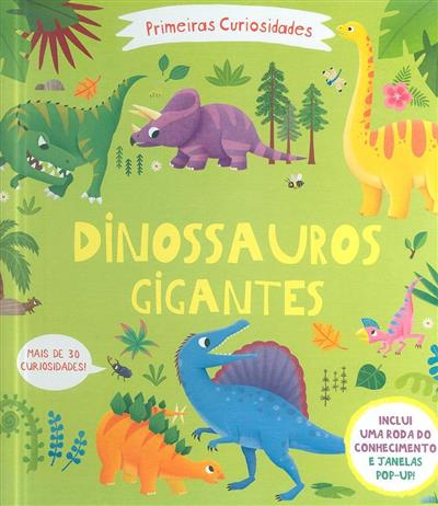 Dinossauros gigantes (il. Naray Yoon)