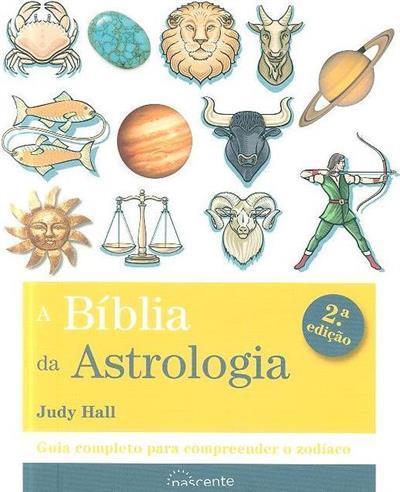 A bíblia da astrologia (Judy Hall)