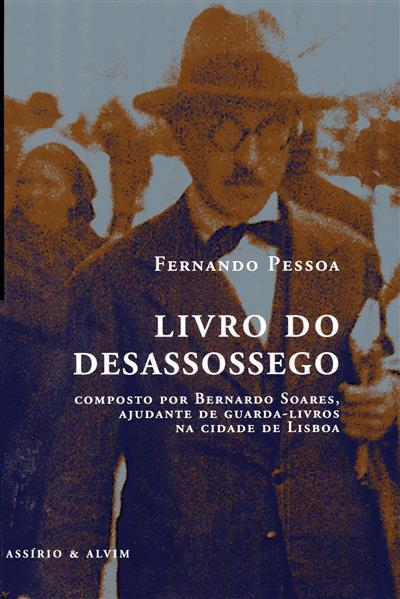 Livro do desassossego (Fernando Pessoa-ged. Richard Zenith)
