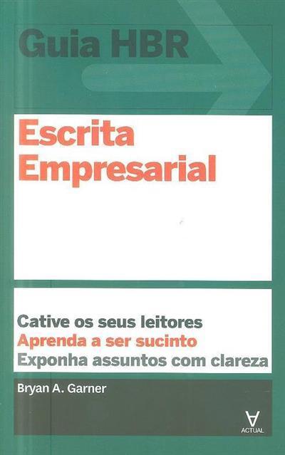 Escrita empresarial (Bryan A. Garner)