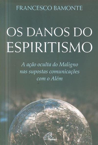 Os danos do espiritismo (Francesco Bamonte)
