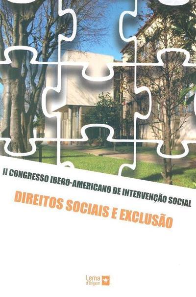 II Congresso Ibero-Americano de Intervenção Social (coord. Adriana Neves... [et al.])
