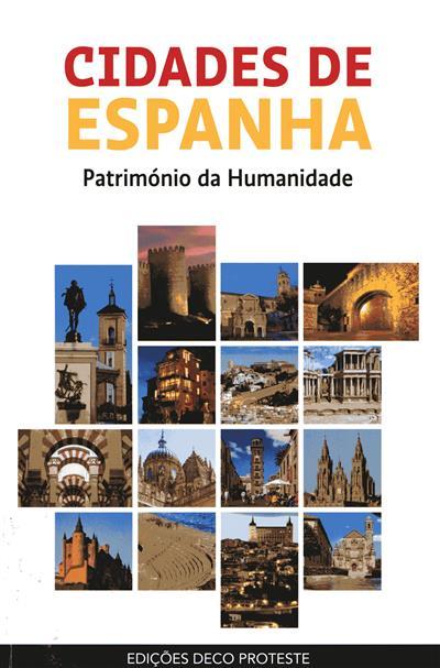 Cidades de Espanha (trad. Sónia Pereira Cardoso)