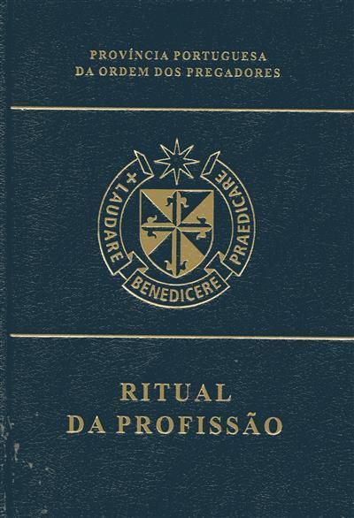 Ritual da Profissão da Ordem dos Pregadores (Província Portuguesa da Ordem dos Pregadores)