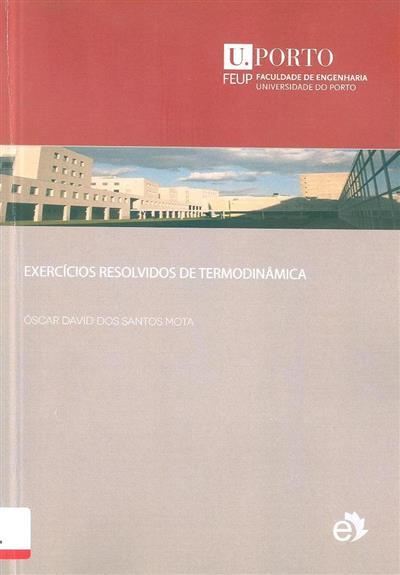 Exercícios resolvidos de termodinâmica (Óscar David dos Santos Mota)