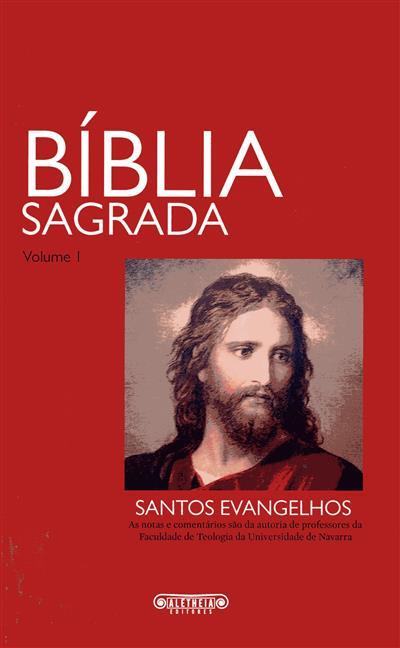 Bíblia Sagrada (introd. e notas José Maria Casciaro... [et al.])