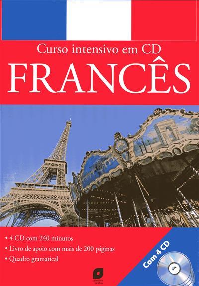 Francês, curso intensivo em CD