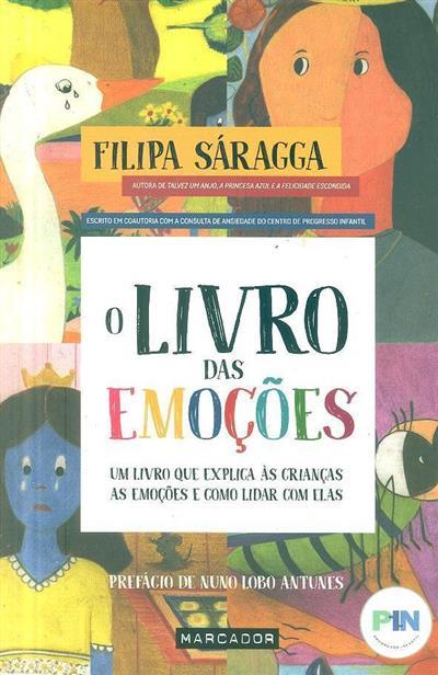 O livro das emoções (Filipa Sáragga)