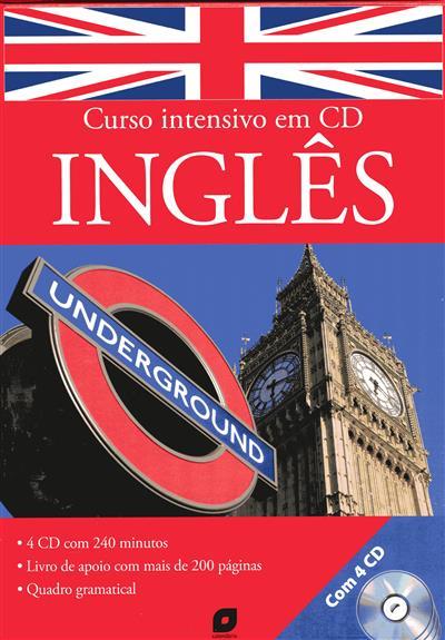 Inglês, curso intensivo em CD
