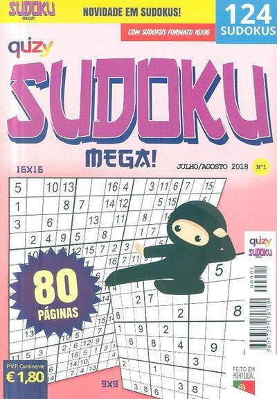 Quizy sudoku mega!