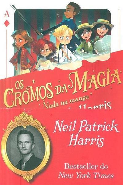 Os cromos da magia, nada na manga (Neil Patrick Harris, Alec Azam)