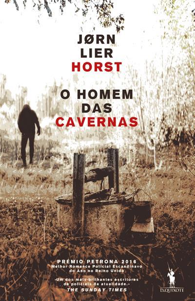 O homem das cavernas (Jorn Lier Horst)