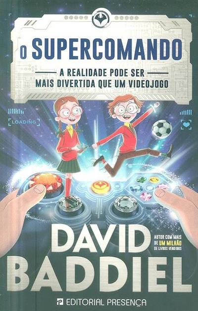 O supercomando (David Baddiel)