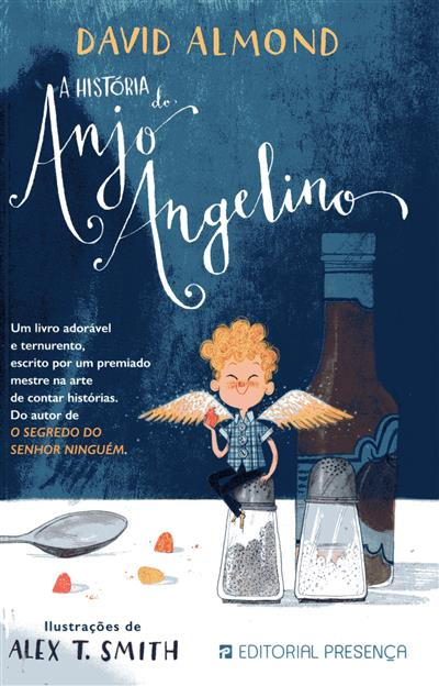 A história do anjo Angelino