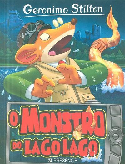 O monstro do lago lago