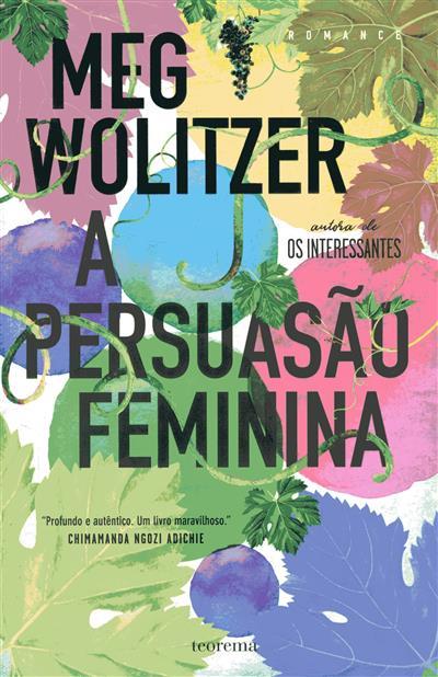 A persuasão feminina (Meg Wolitzer)