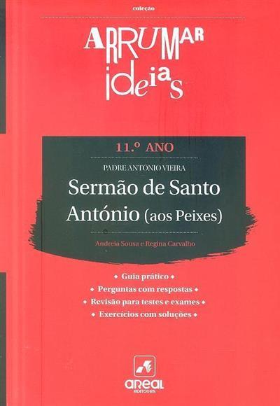 Sermão de Santo António (aos peixes) - Padre António Vieira (Andreia Sousa, Regina Carvalho)