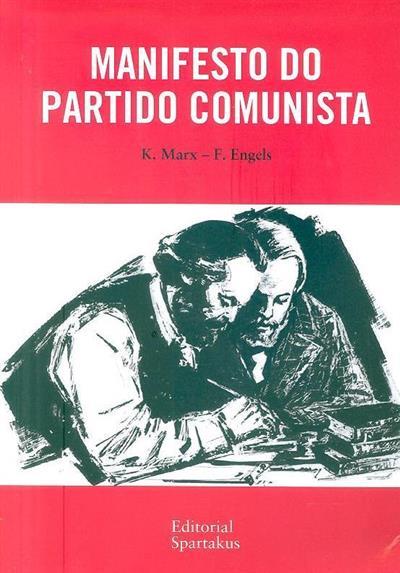 Manifesto do Partido Comunista (K. Marx, F. Engels .)