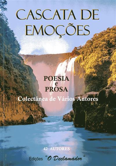 Cascata de emoções (coord. Jorge Manuel Ramos, Maria Abrantes Benardino)