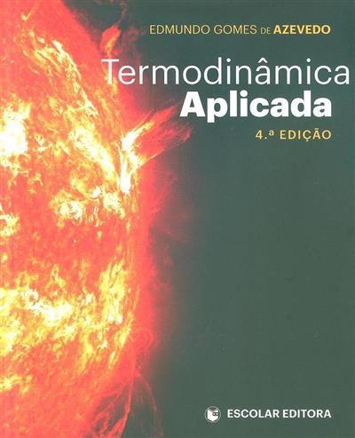 Termodinâmica aplicada (Edmundo Gomes de Azevedo)