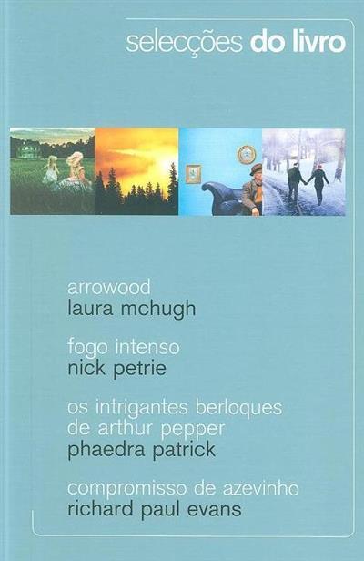 Arrowood (Laura Mchugh.)