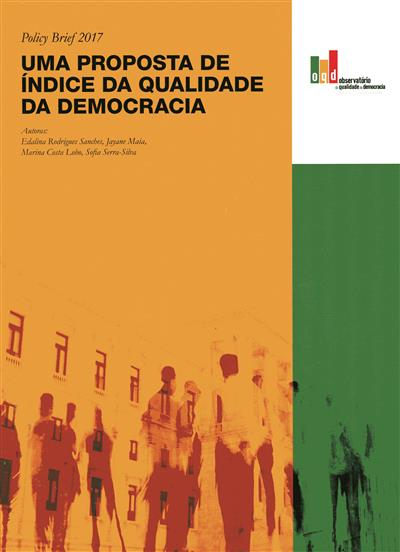 Uma proposta de índice da qualidade da democracia (Edalina Rodrigues Sanches... [et al.])