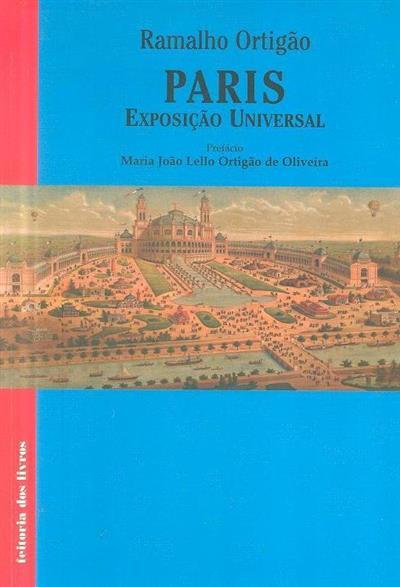 Paris, Exposição Universal, 1878-1879 (Ramalho Ortigão)