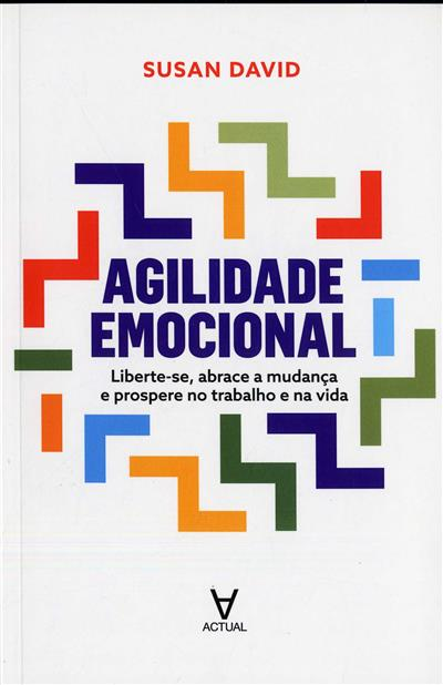 Agilidade emocional (Susan David)