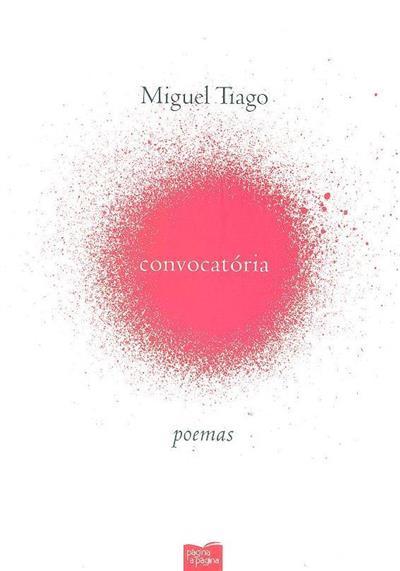 Convocatória (Miguel Tiago)